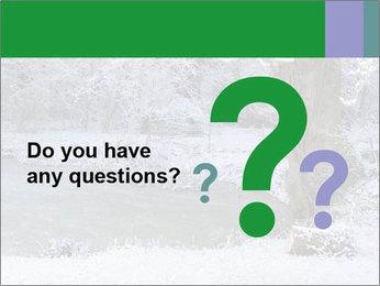 Frozen Lake PowerPoint Template - Slide 96
