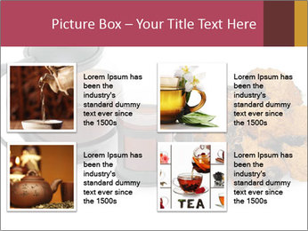 Herbal Tea PowerPoint Template - Slide 14
