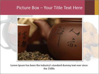 Herbal Tea PowerPoint Template - Slide 15