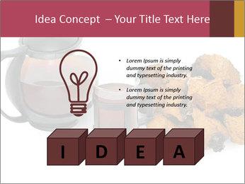 Herbal Tea PowerPoint Template - Slide 80