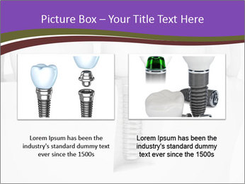 Dent Technology PowerPoint Template - Slide 18