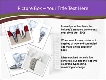Dent Technology PowerPoint Template - Slide 23