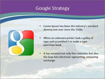 Blue Lagoon PowerPoint Template - Slide 10