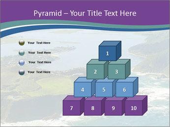 Blue Lagoon PowerPoint Template - Slide 31