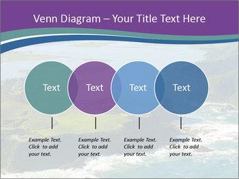 Blue Lagoon PowerPoint Template - Slide 32