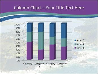 Blue Lagoon PowerPoint Template - Slide 50
