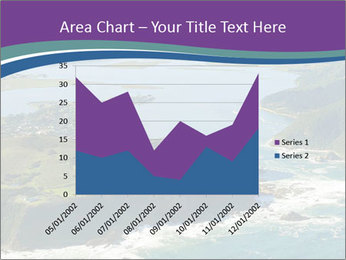Blue Lagoon PowerPoint Template - Slide 53