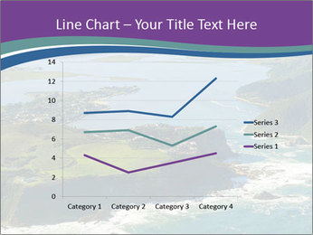 Blue Lagoon PowerPoint Template - Slide 54
