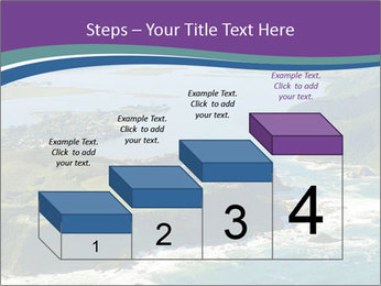 Blue Lagoon PowerPoint Template - Slide 64