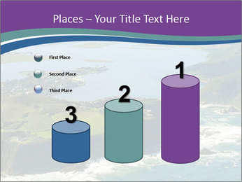 Blue Lagoon PowerPoint Template - Slide 65