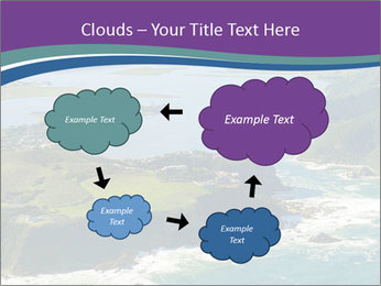 Blue Lagoon PowerPoint Template - Slide 72