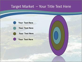 Blue Lagoon PowerPoint Template - Slide 84