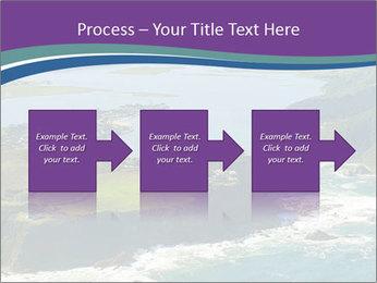 Blue Lagoon PowerPoint Template - Slide 88