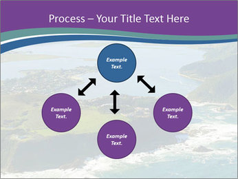 Blue Lagoon PowerPoint Template - Slide 91