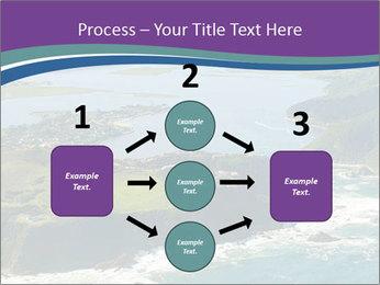 Blue Lagoon PowerPoint Template - Slide 92