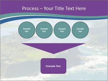 Blue Lagoon PowerPoint Template - Slide 93