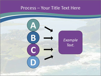 Blue Lagoon PowerPoint Template - Slide 94