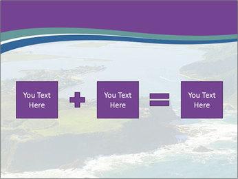 Blue Lagoon PowerPoint Template - Slide 95