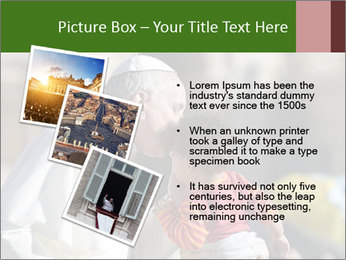 Pope Kissing Child PowerPoint Template - Slide 17