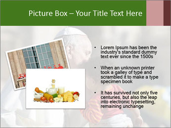 Pope Kissing Child PowerPoint Template - Slide 20