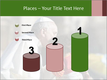 Pope Kissing Child PowerPoint Template - Slide 65