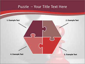 Red Chess Figure PowerPoint Template - Slide 40