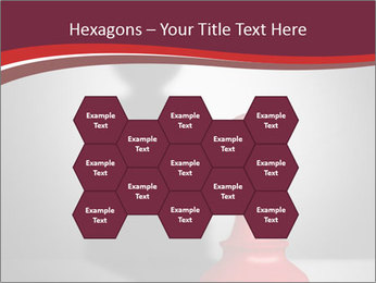 Red Chess Figure PowerPoint Template - Slide 44
