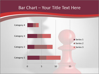 Red Chess Figure PowerPoint Template - Slide 52
