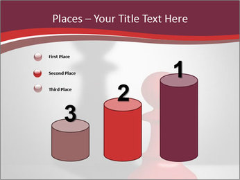 Red Chess Figure PowerPoint Template - Slide 65