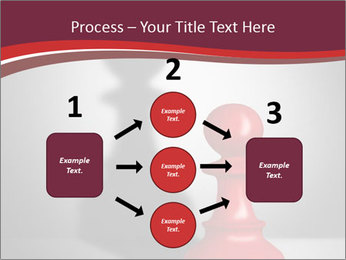 Red Chess Figure PowerPoint Template - Slide 92