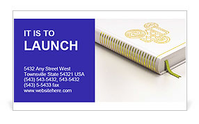 0000089940 Business Card Template