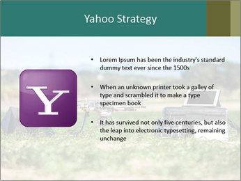 Military Drone PowerPoint Template - Slide 11