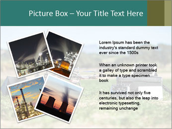 Military Drone PowerPoint Template - Slide 23
