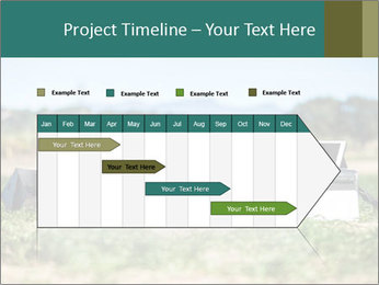 Military Drone PowerPoint Template - Slide 25