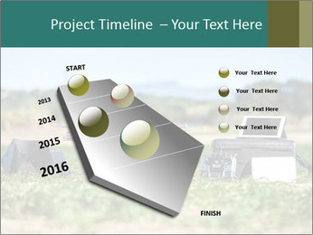 Military Drone PowerPoint Template - Slide 26