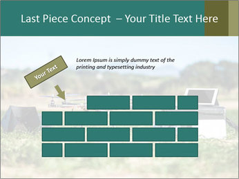 Military Drone PowerPoint Template - Slide 46