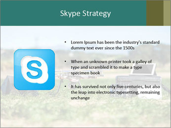 Military Drone PowerPoint Template - Slide 8