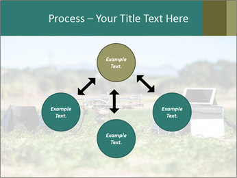 Military Drone PowerPoint Template - Slide 91