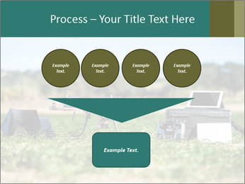 Military Drone PowerPoint Template - Slide 93