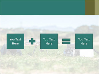 Military Drone PowerPoint Template - Slide 95
