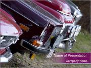 Antique Car PowerPoint Template