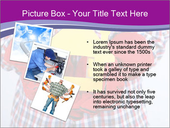 House Cleaning Concept PowerPoint Template - Slide 17