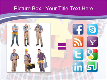 House Cleaning Concept PowerPoint Template - Slide 21