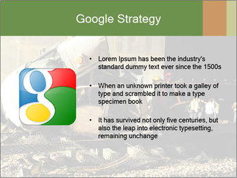 Rail Accident PowerPoint Template - Slide 10