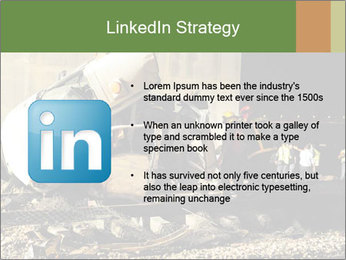 Rail Accident PowerPoint Template - Slide 12
