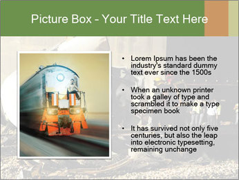 Rail Accident PowerPoint Template - Slide 13