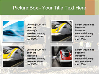 Rail Accident PowerPoint Template - Slide 14