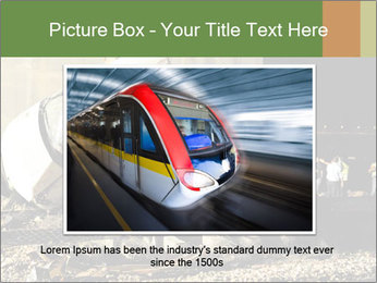 Rail Accident PowerPoint Template - Slide 15