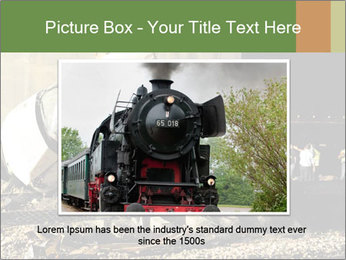 Rail Accident PowerPoint Template - Slide 16