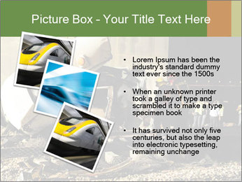 Rail Accident PowerPoint Template - Slide 17